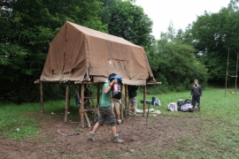 Camp 2018 Eclaireurs